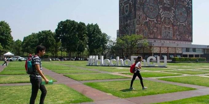 Amplía UNAM plazo de suspensión de reuniones