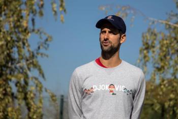 Djokovic lamenta no haber ganado Abierto de EU ni Roland Garros