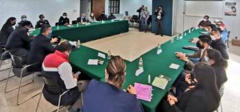 Realizan mesa de diálogo autoridades mexiquenses con gaseros