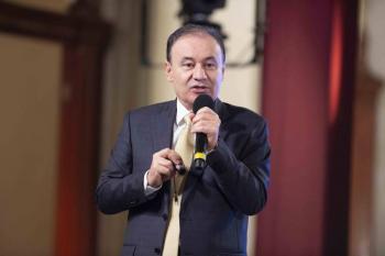 Renuncio al gabinete, pero no al proyecto de AMLO: Alfonso Durazo