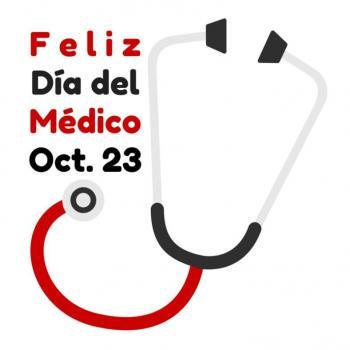Expresan reconocimiento a médicos por heroicidad en su día