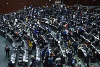 Aprueban en San Lázaro consulta para enjuiciar a expresidentes