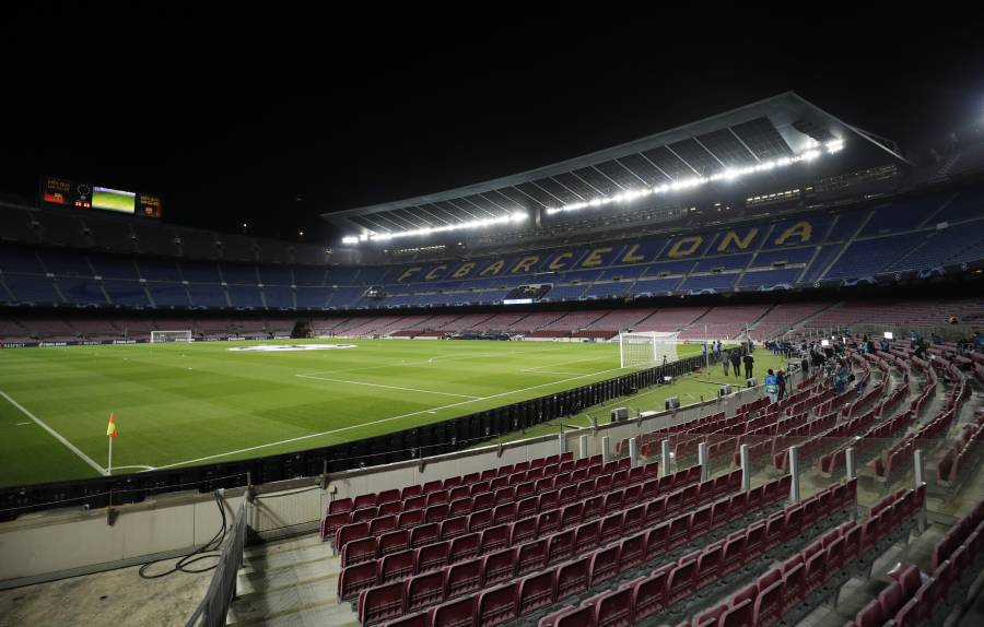 Gobierno de Cataluña no descarta público para el Barcelona vs Juventus