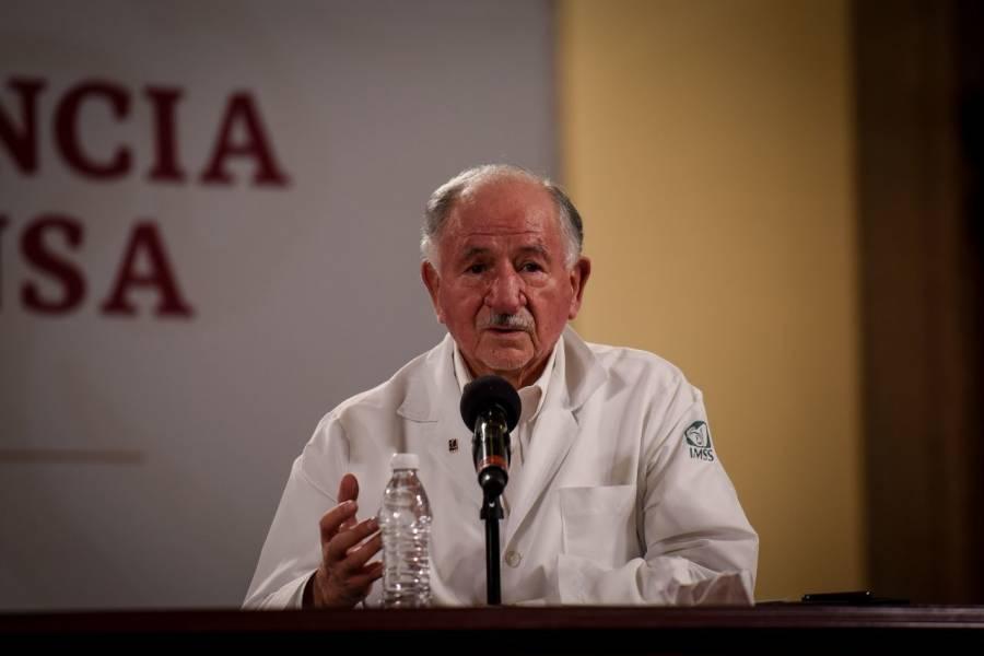 """Médico cirujano del IMSS, recibe premio """"Doctor Ignacio Chávez"""""""