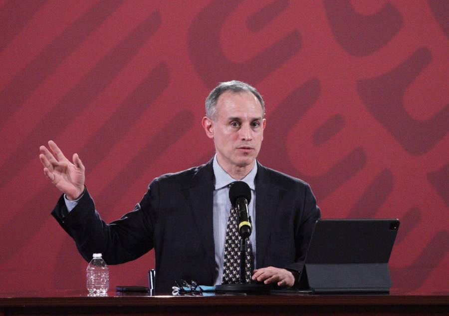 López-Gatell llama a retomarmedidas más estrictas por Covid