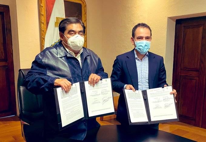 Hacienda colabora con Puebla para combatir delitos fiscales y financieros