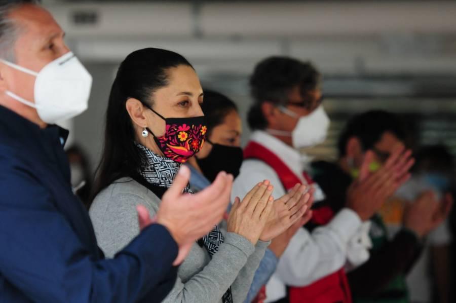 LA PANDEMIA PONE A PRUEBA A LA CDMX: SHEINBAUM
