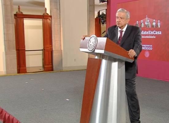 AMLO pide a mexicanos seguir con medidas sanitarias ante Covid-19