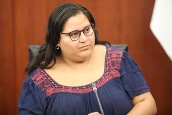 Citlalli Hernández hizo un llamado a Mario Delgado a fortalecer órgano internos