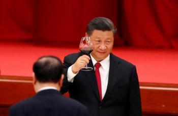 En aniversario de guerra, Xi dice intereses de China no se verán socavados