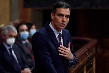 Pedro Sánchez anuncia los contagios reales por Covid-19 en España