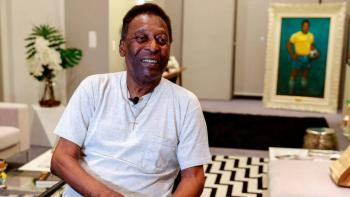 Pelé celebra 80 años de vida
