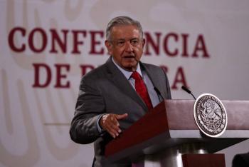 AMLO pide renuncia del director general de Comercio Exterior; argumenta corrupción