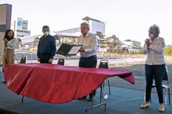 AMLO urge rescatar cuerpos en mina de Pasta de Conchos en 2021