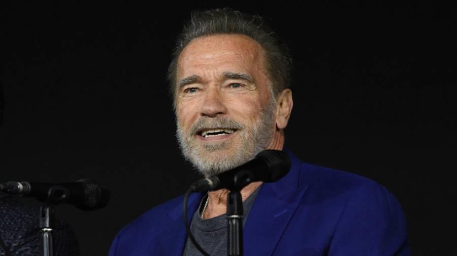 Arnold Schwarzenegger se somete a cirugía del corazón
