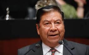Ricardo Monreal lamenta el fallecimiento por Covid de senador Joel Molina
