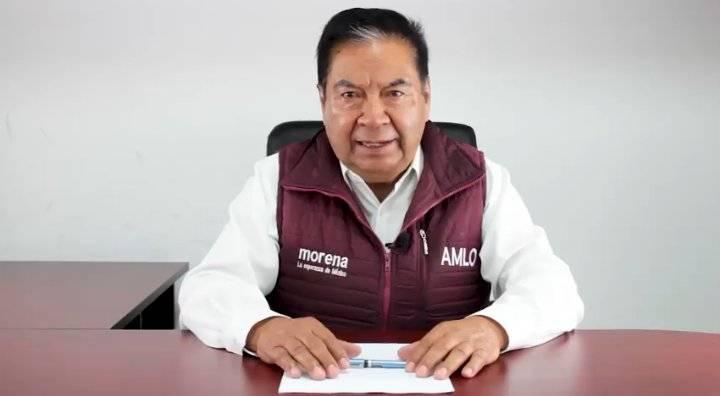 Con emotivo vídeo Ricardo Monreal despide a senador Joel Molina