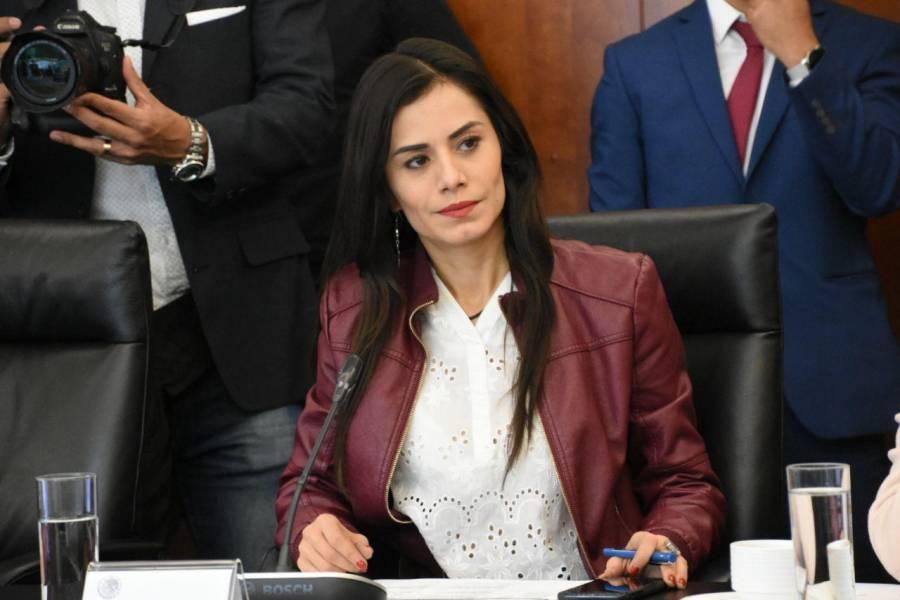 Senadora de MC, Verónica Delgadillo, da positivo a Covid-19