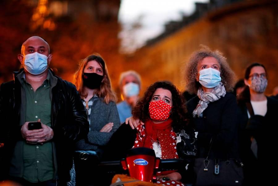 Francia registra nuevo récord de más de 45 mil casos de Covid-19 en un día