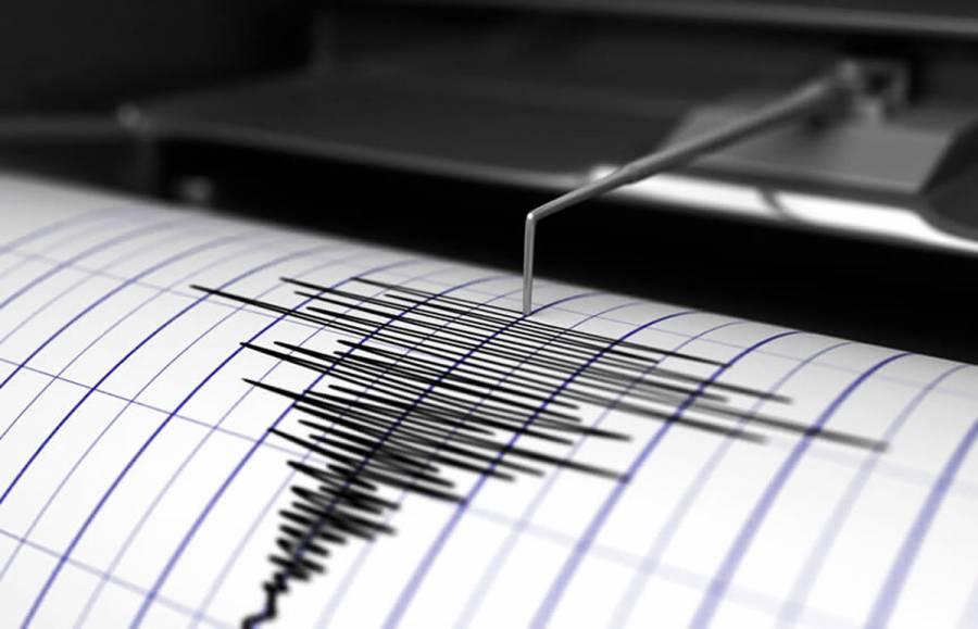 Sismo de magnitud 5.2 remece las costas de Chiapas