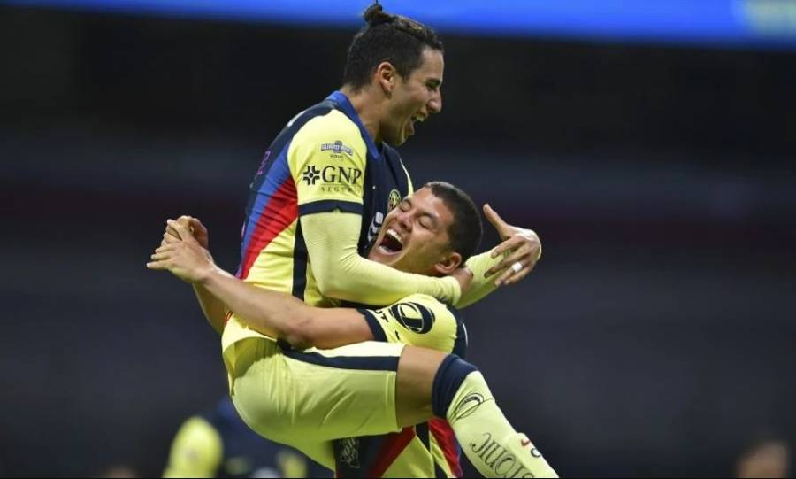 América regresa al triunfo con gol de último minuto frente al Atlas