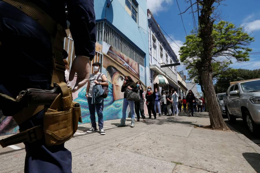 Chile vota en favor de una nueva Constitución