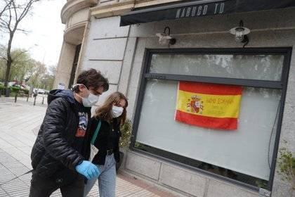 España solicita nuevo confinamiento por Covid hasta el 2021