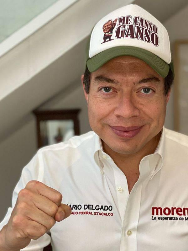 Mario Delgado en recuperación y en espera de asumir presidencia de Morena; Porfirio Muñoz Ledo, sin aceptar resultados