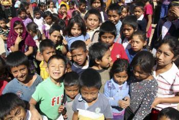 Secretaría del Bienestar apoya a 158 mil menores indígenas