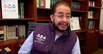 Nombran a Hugo Eric Flores nuevo presidente del PES