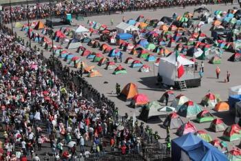 """Claudia Sheinbaum: """"La marcha del millón fue espontánea y pacifica"""""""
