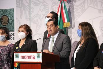 Propone Morena contar con 10 diputaciones migrantes de la nación que residan en extranjero