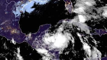 Alerta por tormenta tropical Zeta en Quintana Roo