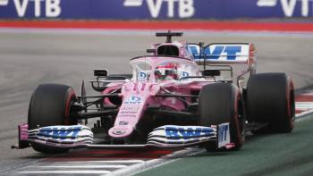 Checo Pérez remonta 13 posiciones para acabar en séptimo en GP Portugal