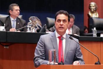 Ismael Hernández, diputado PRI, dio positivo a la prueba de Covid-19