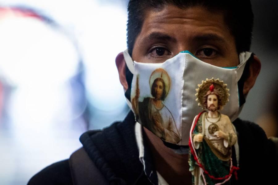CDMX: Por festejo de San Judas Tadeo habrá operativo