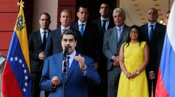 """Maduro dice que Venezuela """"ha conseguido  una medicina"""" que anula el Covid-19"""