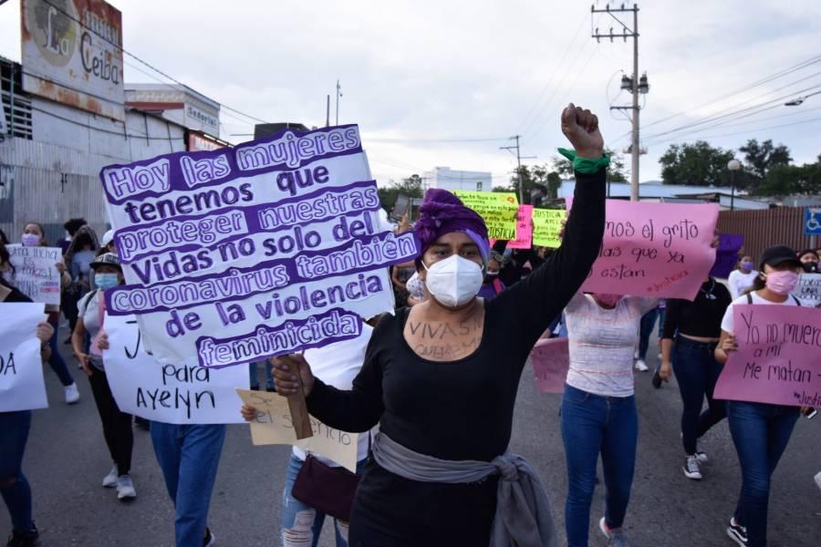 Ciudad Juárez y Tijuana son las ciudades donde más feminicidios se registraron