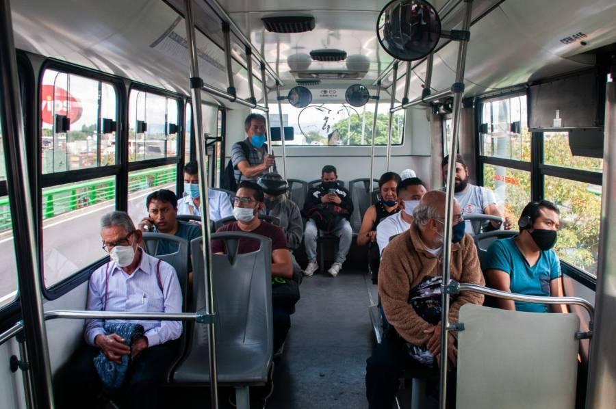 Semovi realiza operativos en transporte público