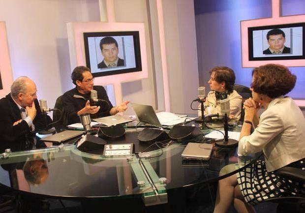 Mesa de análisis de Aristegui con Dresser, Aguayo y Meyer llega a su fin
