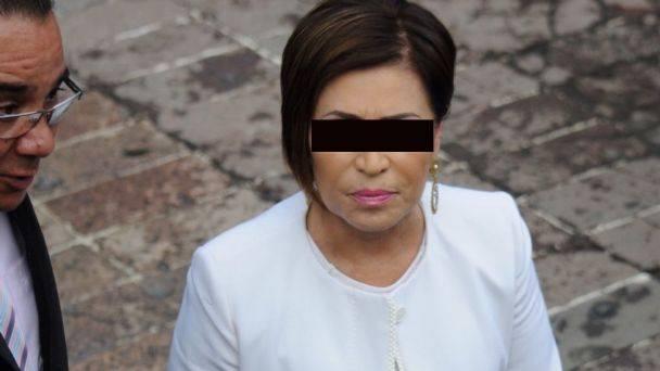 Rechaza juez petición para suspender el proceso contra Rosario Robles