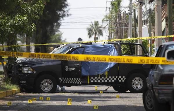 Cuatro policías fallecidos tras emboscada en Pinos, Zacatecas