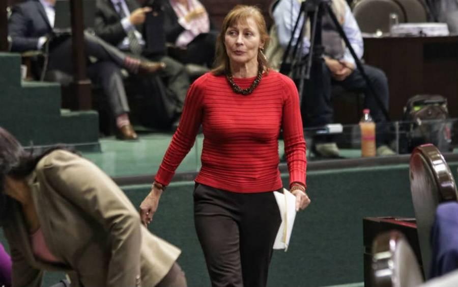 Tatiana Clouthier descarta la posibilidad de coordinar bancada de Morena en Cámara de Diputados
