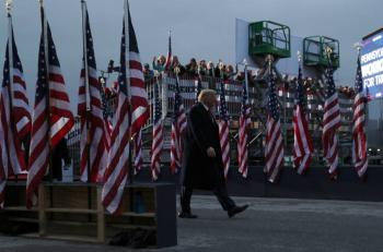 A una semana de las elecciones,  Trump mantiene ventaja en Texas