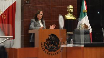Rocío Nahle afirma que hay exceso de gasolinas