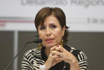 """""""No me convertiré en testigo colaborador de la FGR"""", afirma Rosario Robles"""