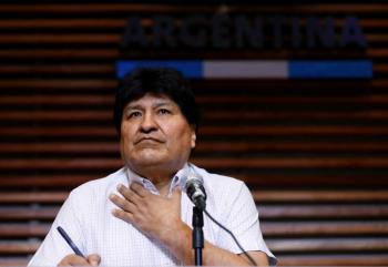 Anula Bolivia orden de  detención contra Evo Morales