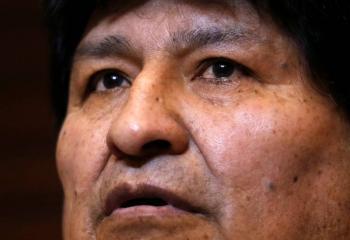 En Bolivia anulan orden de arresto contra Evo Morales