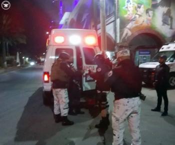 Guardia Nacional y policía municipal de Tizayuca liberan a menor de edad
