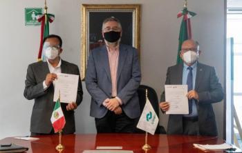 CONALEP, SUTDCEO y SUTDCONALEP firman convenio de aumento salarial